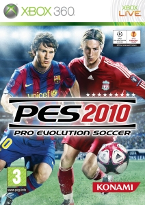 PES2010 Cover