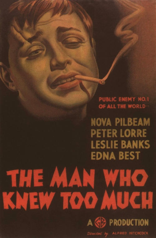 Poster - Man Who Knew Too Much, The (1934)_01