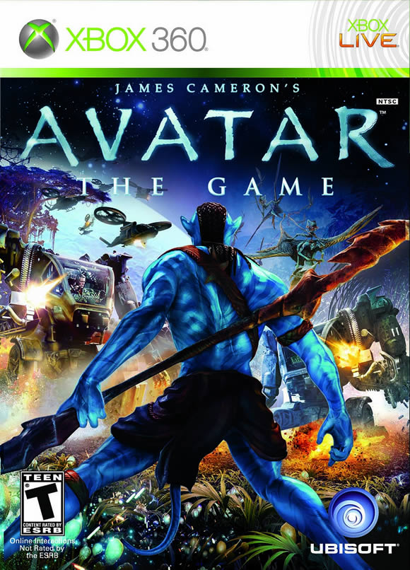 Xbox 360 And Ps3 Games : James cameron s avatar the game campaign review xbox