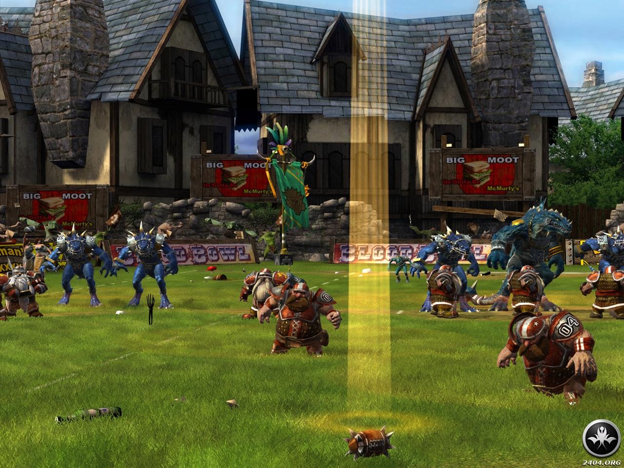 Review: Blood Bowl (Xbox 360)