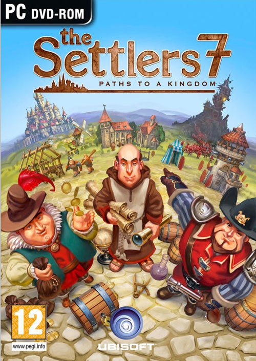 The Settlers 7: Droga do Królestwa (2010 The.Settlers.7-Razor1911